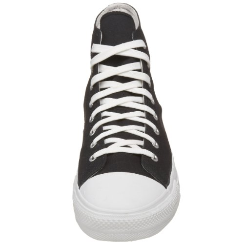 Pleaser Canvas Mens Demonia Deviant Black Lace White 101 by Up q1xA8px5