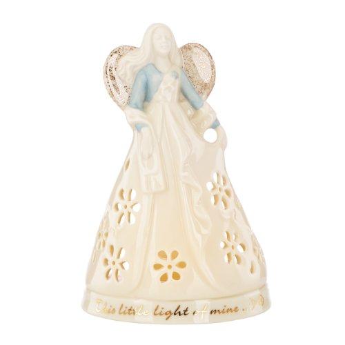 "Lenox ""This Little Light of Mine Angel Votive"