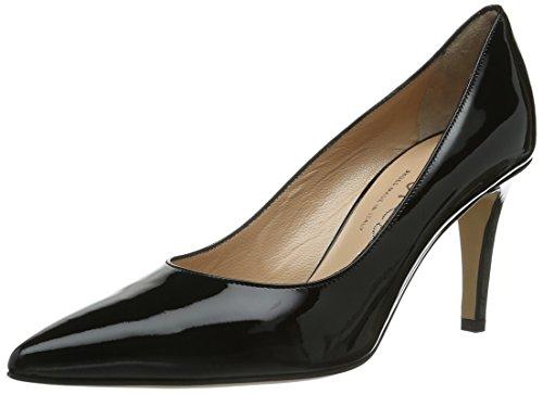 Naisten Musta Kengät musta Suljettua Pumput Evita aqFOv4