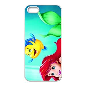 The little mermaid Case Cover For iPhone 5S Case WANGJING JINDA