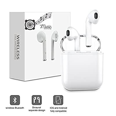 Earbuds with Mic, KINR Earphones