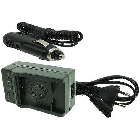 Cargador para cámara PENTAX X90: Amazon.es: Electrónica