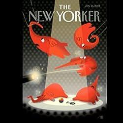 The New Yorker, January 16th 2012 (John Seabrook, Wendell Stevenson, Adam Gopnik)