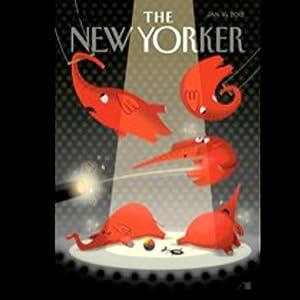 The New Yorker, January 16th 2012 (John Seabrook, Wendell Stevenson, Adam Gopnik) Periodical