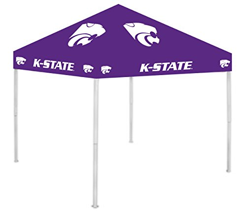 Rivalry NCAA Kansas State Wildcats Canopy