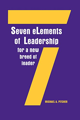 Amazon seven elements of leadership for a new breed of leader seven elements of leadership for a new breed of leader by pitcher michael a fandeluxe Images