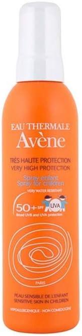 Eau Thermale Avène 50+ Spray Infantil 200ml