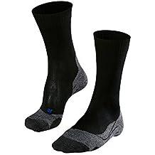 Falke - TK 2 Cool men's hiking socks (black) - 46-48 by Falke