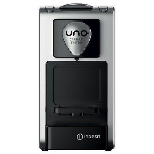 66 opinioni per Indesit UNO freestanding Fully-auto Pod coffee machine 1L 1cups Black- coffee