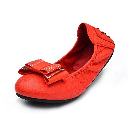 Rollo de huevo zapatos/Señoras zapatos de trabajo/ MAMÁ y zapatos cómodos A