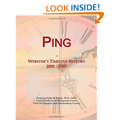 Loaded: Webster's Timeline History, 2001 - 2007 Icon Group International