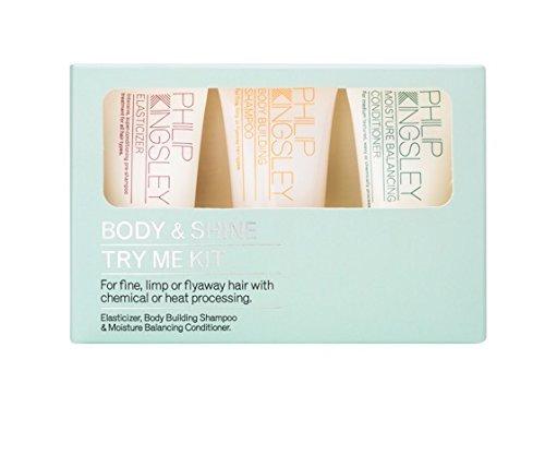 Philip Kingsley Moisture Balancing Shampoo - Philip Kingsley Body & Shine Try Me Kit