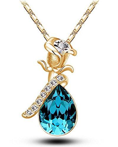 Fashion Swarovski Crystal Necklace Joyfulshine product image