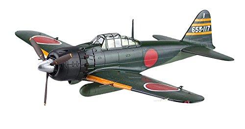 1/48 三菱A6M5 零式艦上戦闘機 五二型 第653海軍航空隊 「ダイキャストモデルシリーズ No.3」の商品画像