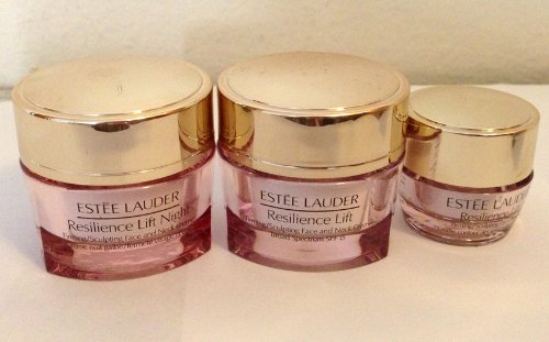 Estee Lauder New Resilience Cream Trio Gift Set
