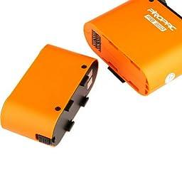 NEEWER® PB960 11.1V/ 4500mAh External Rechargeable Battery for Canon 580EX II, 580EX, 550EX, SonySB-900 SB-800 SB-80DX, Nikon HVL-F58AM HVL-F43AM, Metz Flash