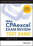 Wiley CPAexcel Exam Review 2020 Test Bank: Complete