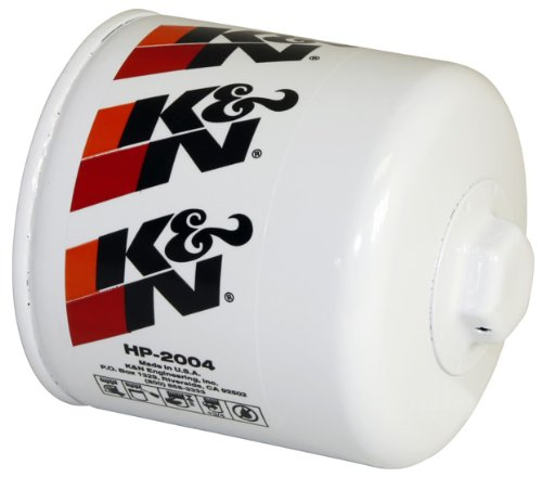 HP-2004 K&N Performance Oil Filter; AUTOMOTIVE (Automotive Oil Filters):