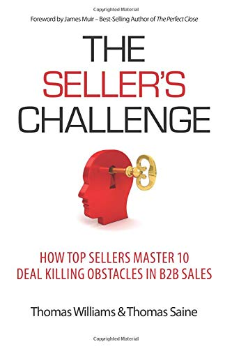"""The Seller's Challenge: How Top Performers Master Deal-Killing Obstacles in B2B Sales There is a common question that troubles all sellers at different points in their careers: """"So, what do I do now?"""" It may be uttered out of fear, or confusion, but ..."""