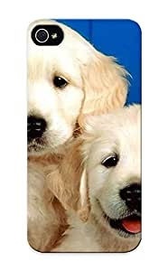 Guidepostee Snap On Hard Case Cover Funny Puppies Protector For Iphone 5/5s