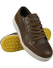 Zerimar Zapatos de Golf Hombre  Zapato Golf Piel   Zapatos Hombre Deportivos   Zapatos Hombre Golf   Zapatillas Deporte Hombres   Zapatillas de Golf Hombre