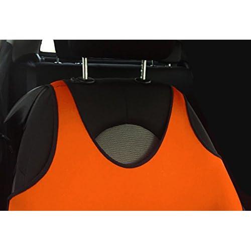 on sale 2 T-SHIRT AVANT ORANGE T-SHIRT PROTECTIONS DE SIEGES DE SIEGE