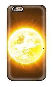 Iphone 6 Hard Back With Bumper Silicone Gel Tpu Case Cover Sun