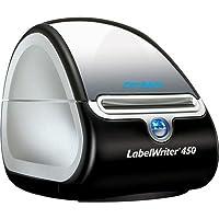 Dymo LabelWriter 450 Direct Thermal Printer - Monochrome - Label Print - 51 lpm Mono - USB