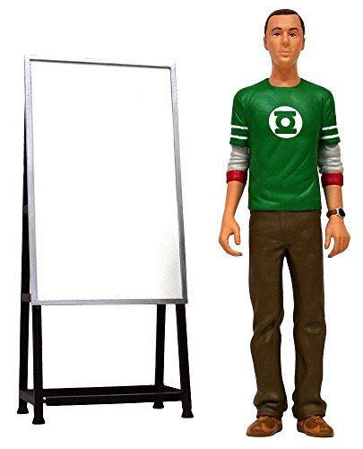 "SD Toys The Big Bang Theory: Sheldon Cooper Action Figure, 7"""