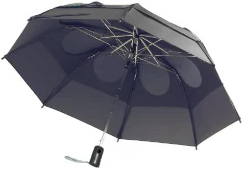 GustBuster Metro 43-Inch Automatic Umbrella (Suit Grey)