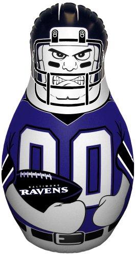 NFL Baltimore Ravens Mini Tackle Buddy (Ravens Jersey Kids)
