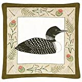 Alices Cottage AC44437 Meadowlark Kitchen Towel with Notepad