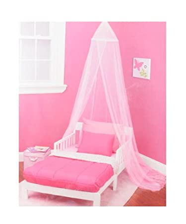 Amazon.com : Delta SOS Decorative Canopy - Pink : Canopies For Beds : Baby