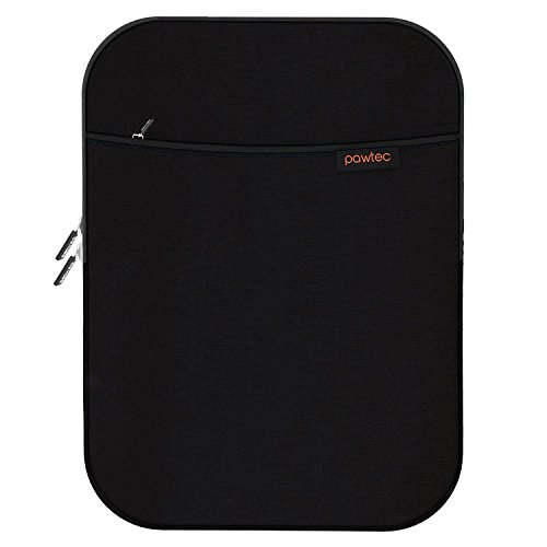 Pawtec Shockproof Neoprene Protective Storage Carrying Sleeve Case - Compatible with Apple iPad Air/Pro 9.7