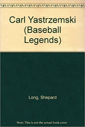 Book Carl Yastrzemski (Baseball Legends)