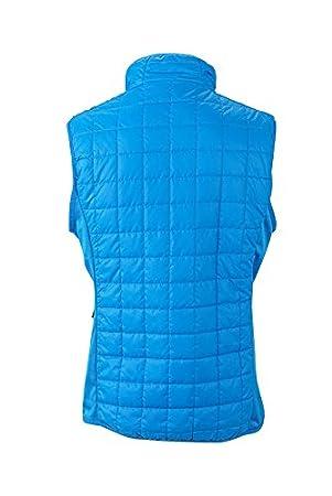 James   Nicholson Hombre Hybrid Vest Chaleco  Amazon.es  Deportes y aire  libre 96f325c2846e