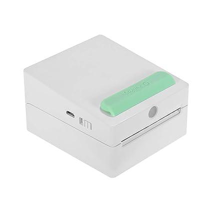 Leslaur PeriPage A8 Mini portátil de bolsillo Inalámbrico BT ...