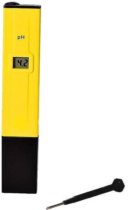 Electric Digital PH Meter Tester Pocket Water Hydroponics Pen Aquarium Pool Test DDLmax Digital PH Meter