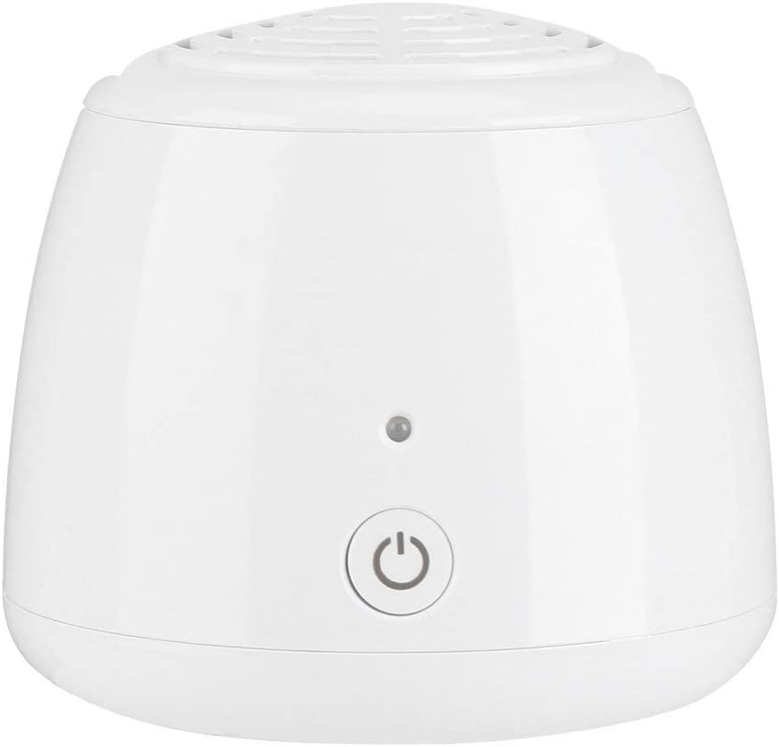 Purificador de Aire portátil, ambientador de oxígeno, Mini generador de ozono, Limpiador de Aire, purificador de Casas, Cigarrillo, Humo, Olor, Olor, bacterias Filtro ...