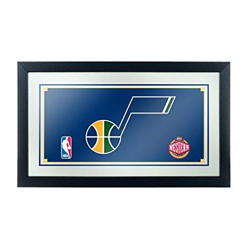 NBA Utah Jazz Framed Logo Mirror
