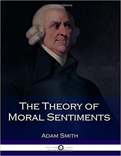Book The Theory of Moral Sentiments