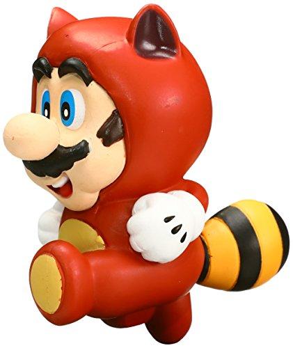 Medicom Nintendo Super Mario Bros. Ultra Detail Figure Series 1: Tanuki Suit Mario UDF Action ()