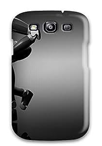 Dixie Delling Meier's Shop Premium Case With Scratch-resistant/ Robot Case Cover For Galaxy S3