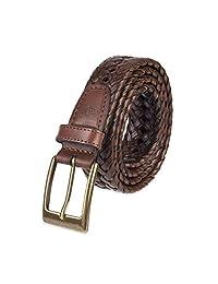 Dockers - Cinturón trenzado para hombre