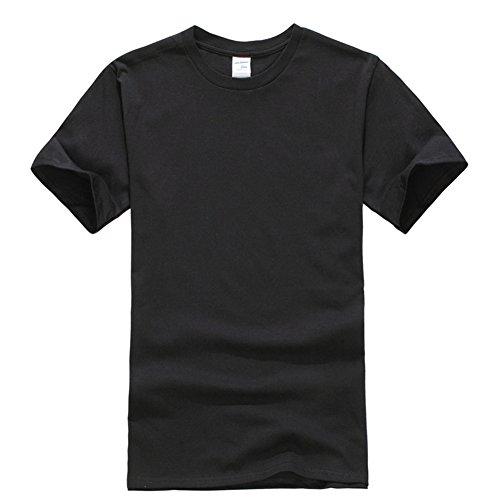 T Uomini Nera Gildan 7600 Girocollo Degli shirt Newcosplay Di Pw56zn