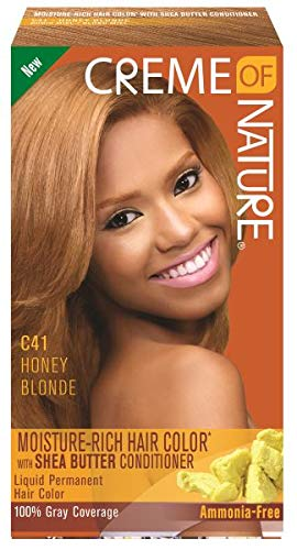 Creme of Nature Liquid Hair Color, Honey Blonde