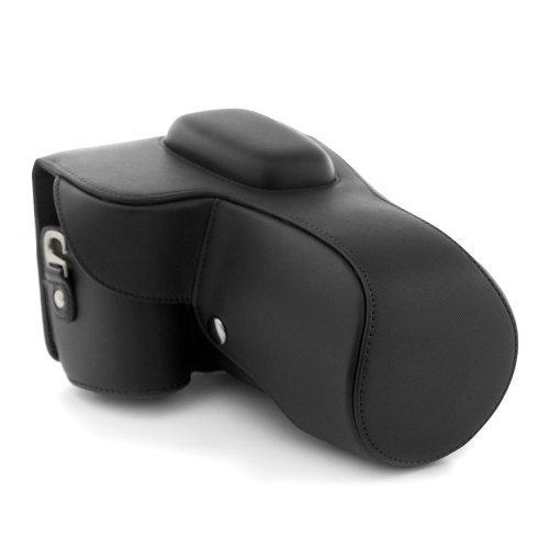 Protective Camera Case Bag Cover Protector for Nikon D5100 D 5100 Vintage Design Black