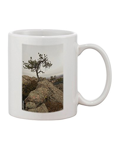 TooLoud Stone Tree Colorado Printed 11oz Coffee Mug