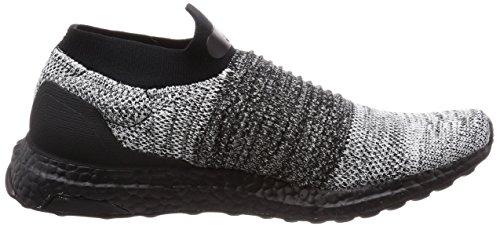 Adidas Menns Ultraboost Laceless, Core Black / Cblack / Fottøy Hvit Kjerne Svart / Cblack / Fottøy Hvit