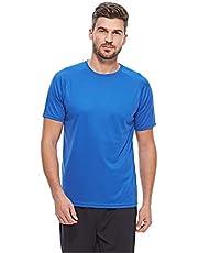 Fruit Of The Loom T - Shirt Sportswear for Men - Blue L